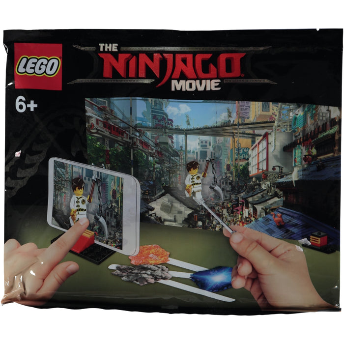 Lego Set 5004394 The Ninjago Movie Movie Maker