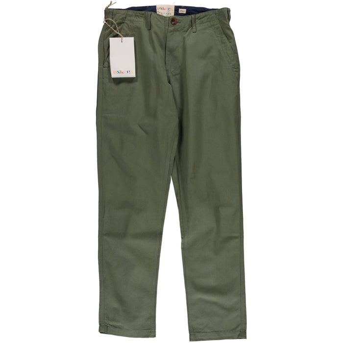 Uskees The #5005 Workwear Pants Army Green