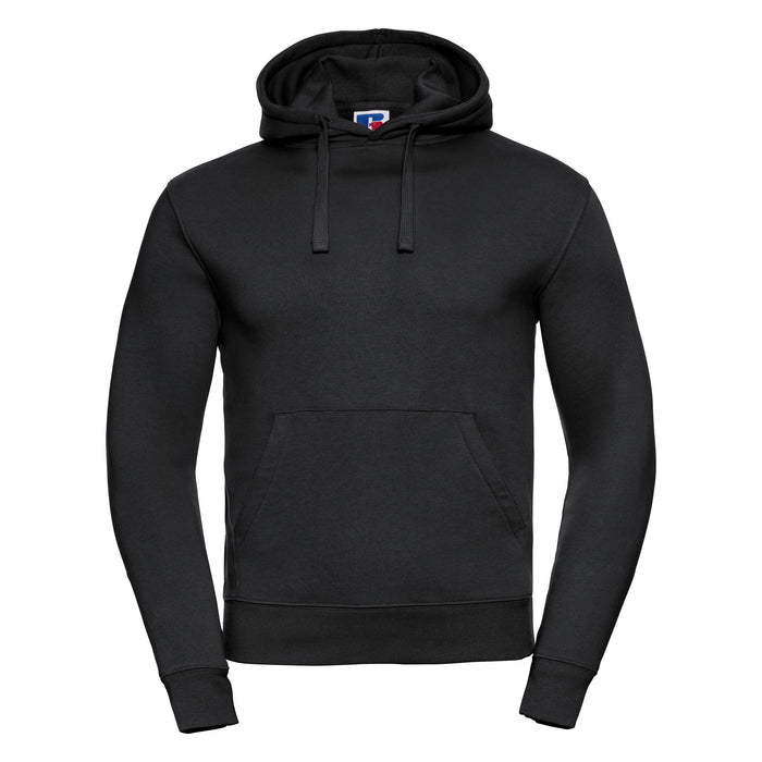 Russell Authentic Hooded Sweatshirt Black