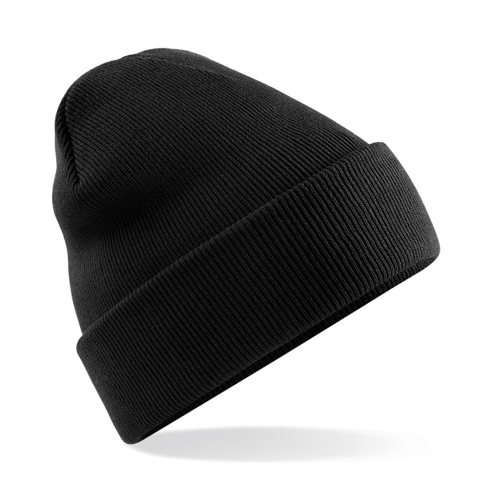 Stylecreep Basics Knit Beanie Black