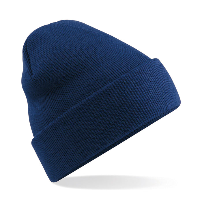Stylecreep Basics Knit Beanie Navy Oxford