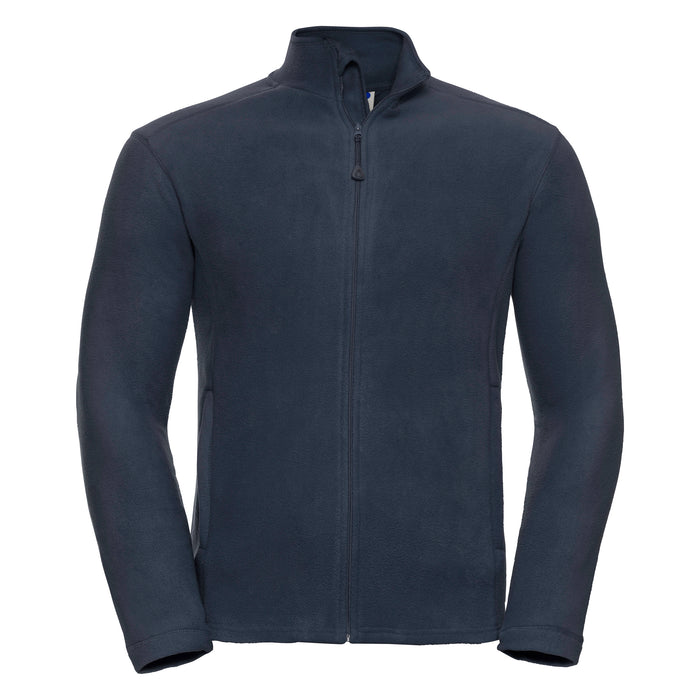 Russell Authentic Microfleece Jacket French Navy