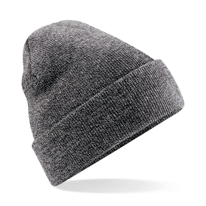 Stylecreep Basics Knit Beanie Charcoal Heather