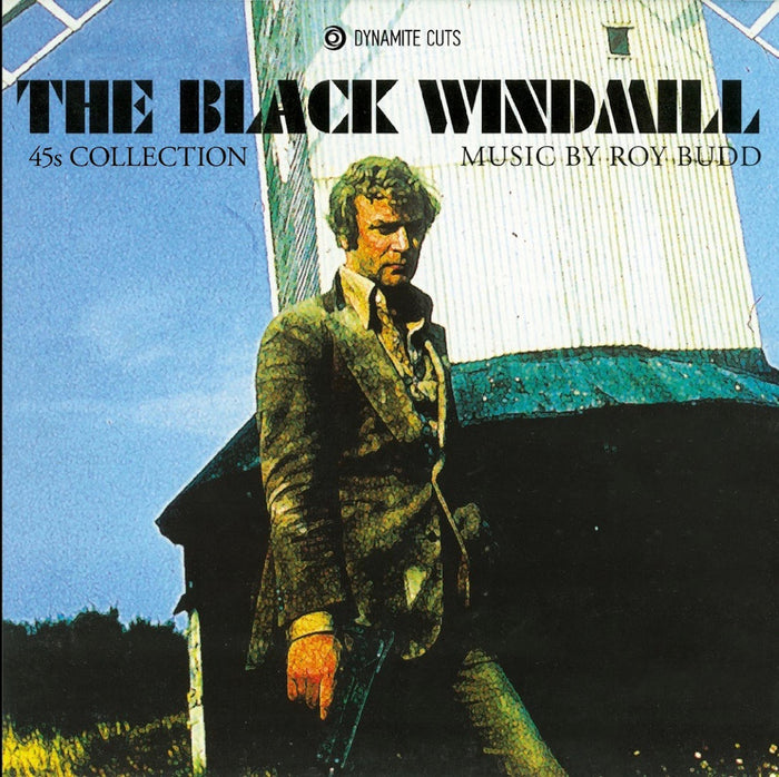Dynamite Cuts The Black Windmill Music by Roy Budd 45s Collection