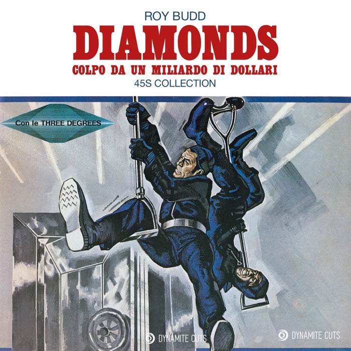 Dynamite Cuts Roy Budd Diamonds 45s Collection