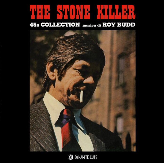Dynamite Cuts Roy Budd The Stone Killer 45s Collection