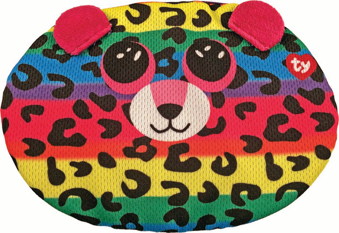 TY Beanie Boos Face Mask Dotty Leopard