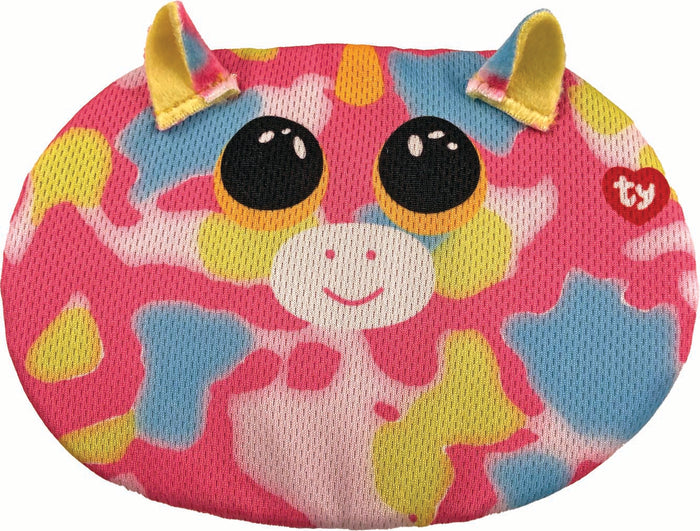 TY Beanie Boos Face Mask Fantasia Unicorn