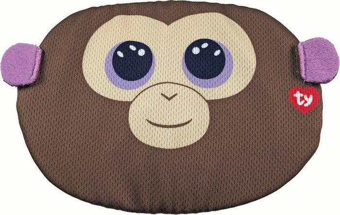 TY Beanie Boos Face Mask Coconut Monkey