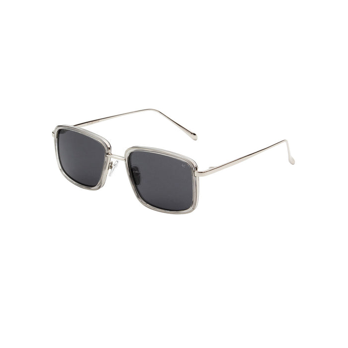 A Kjaerbede Sunglasses Aldo Grey Transparent