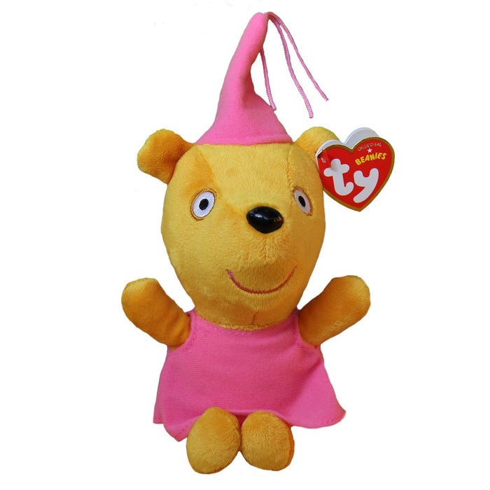 TY Peppa Pig Peppa Princess Teddy
