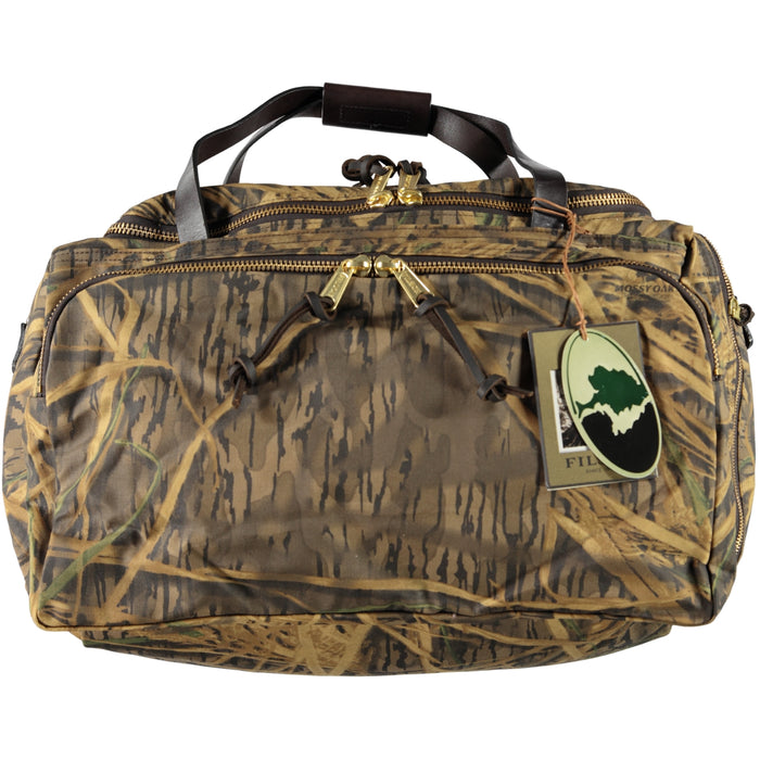 Filson Showroom Sample - Tin Cloth Excursion Bag Mossy Oak Shadow Grass