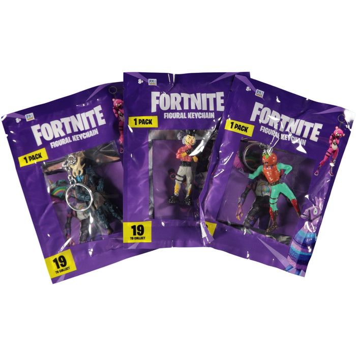 Fortnite Figural Keychain Mystery Bag