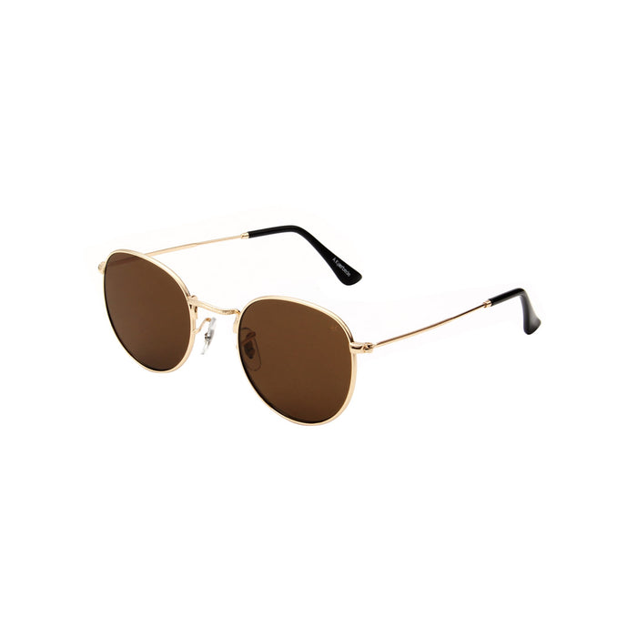 A Kjaerbede Sunglasses Hello Gold Brown