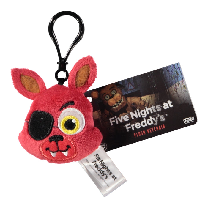 Funko Plush Keychain Five Nights At Freddy's Foxy