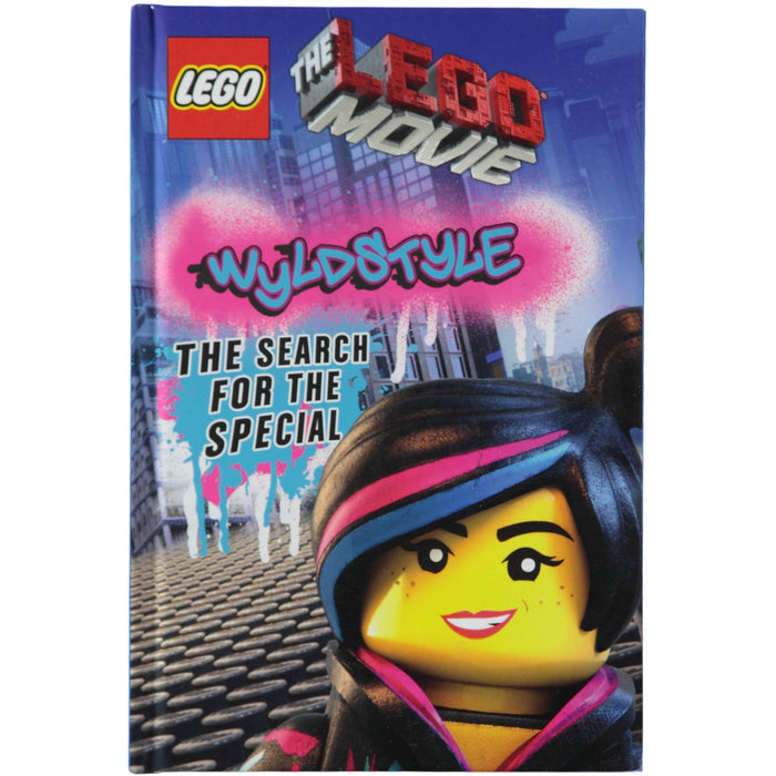 Lego The Lego Movie Wyldstyle: The Search For The Special Book
