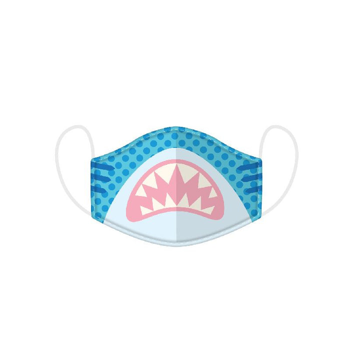 Shark Cafe Reusable Face Covering - Kids