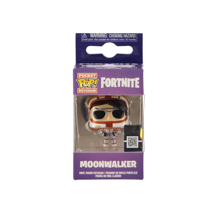 Funko Pocket Pop Keychain Fortnite Moonwalker