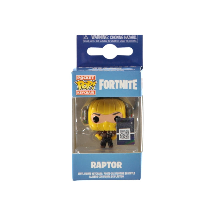 Funko Pocket Pop Keychain Fortnite Raptor