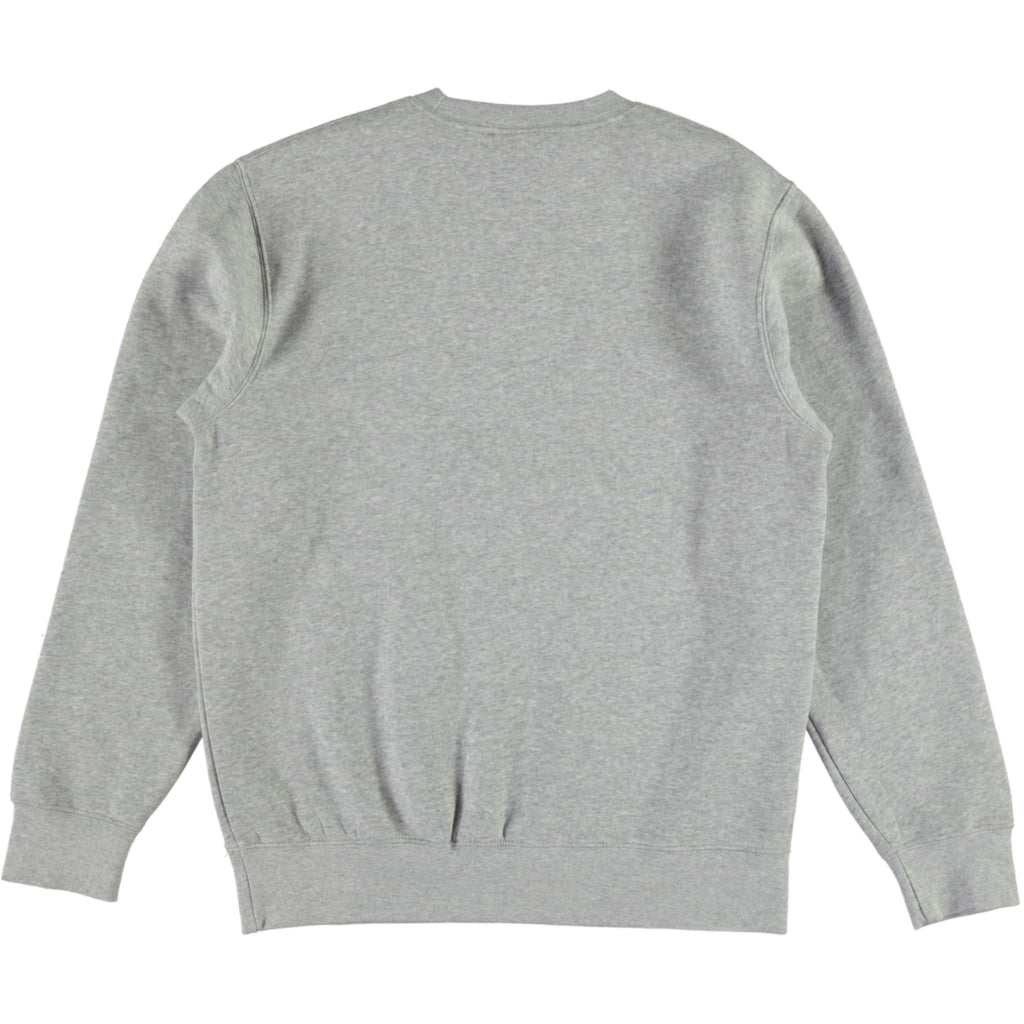 Russell Classic Set In Sweatshirt Light Oxford Grey