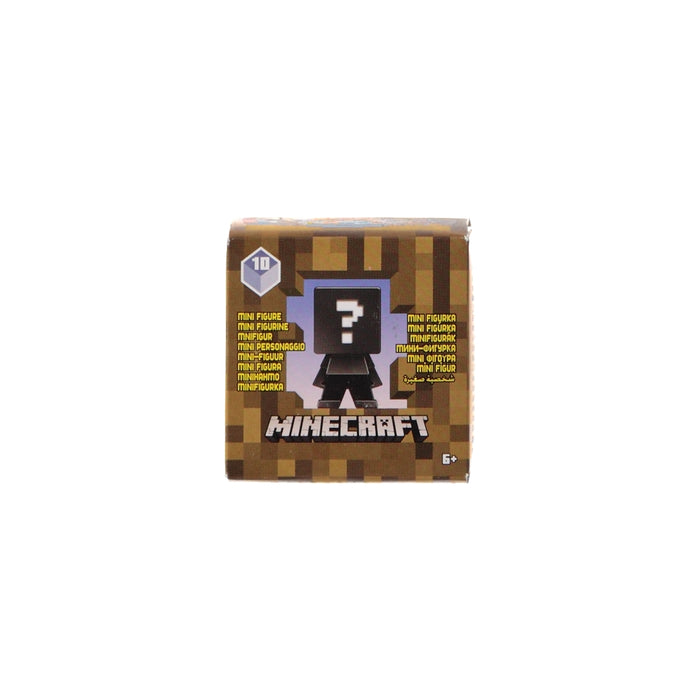 Minecraft Mystery Figure Box Series 10 Wood