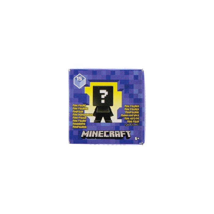 Minecraft Mystery Figure Box Series 15 Aquatic