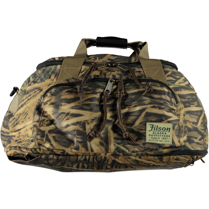 Filson Showroom Sample - Nylon Mossy Oak Duffle  Pack Shadow Grass