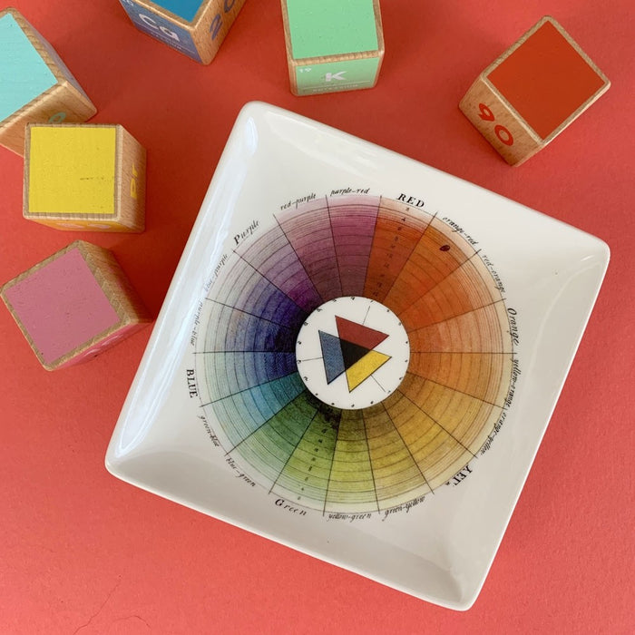 Magpie Colour Theory Trinket Tray