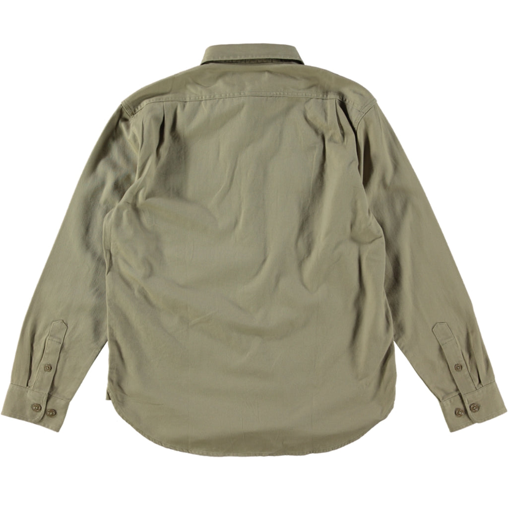 Filson 6Oz Drill Chino Shirt Khaki
