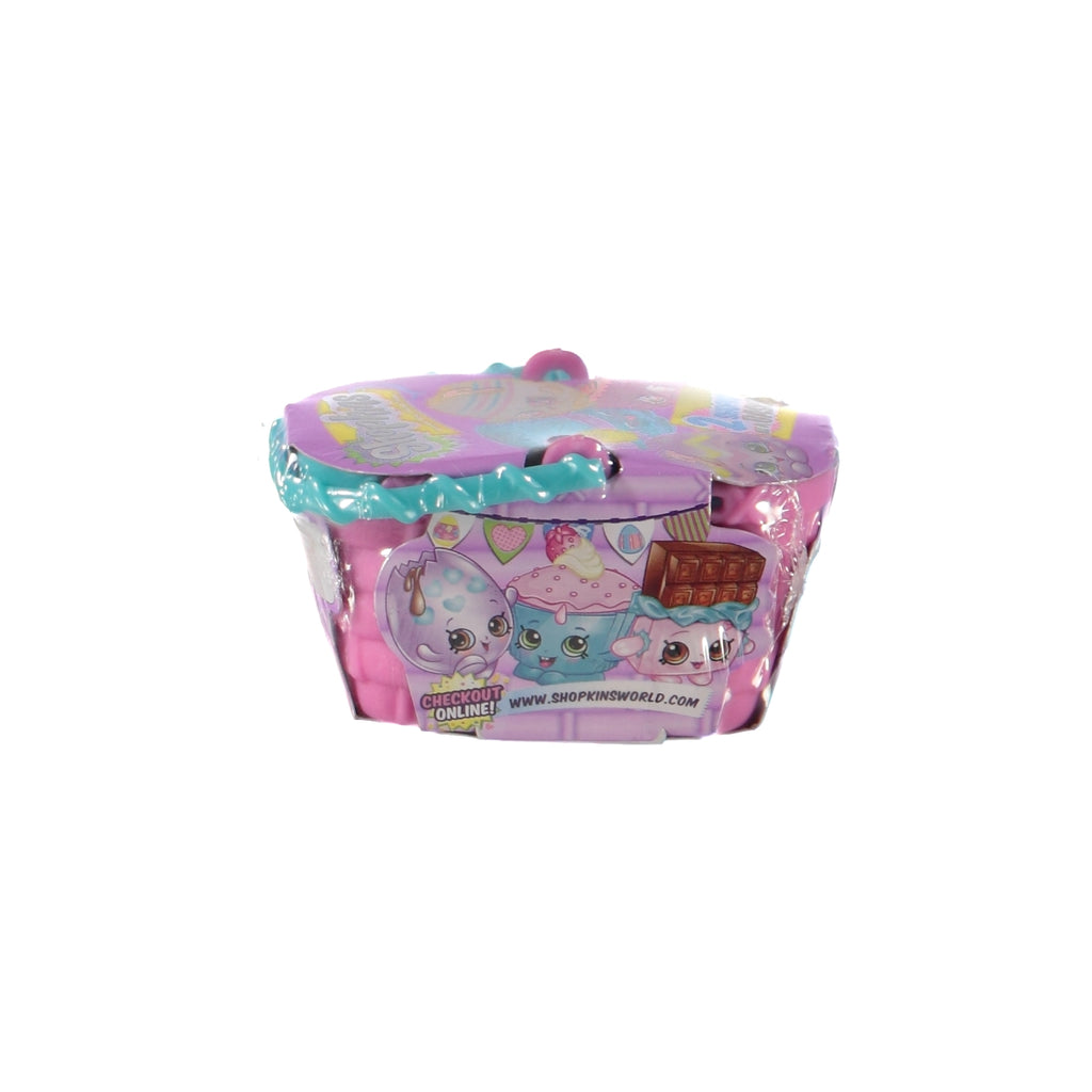 Shopkins Blind Box Easter 2017 Exclusive Pink Basket