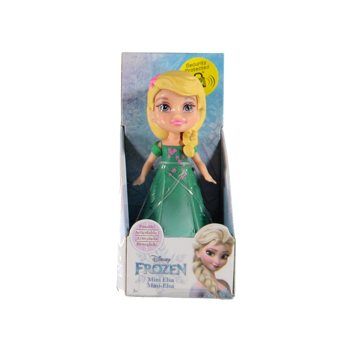 Disney Mini's Disney Frozen Figure Mini Elsa Floral Green