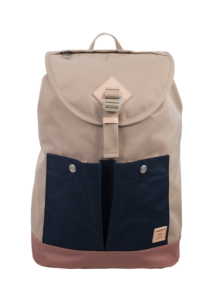 Doughnut Montana Backpack Bag Almond x Nautical