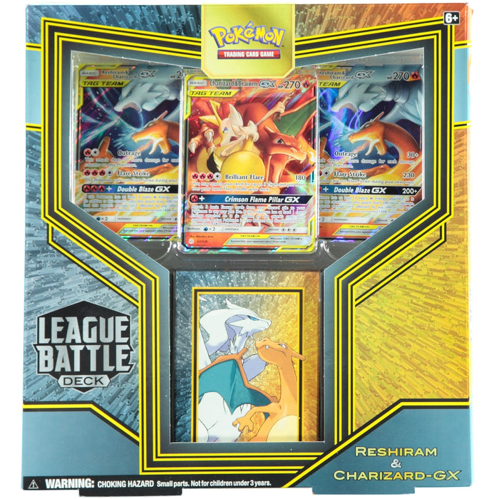 Pokemon TCG League Battle Deck Reshiram & Charizard GX