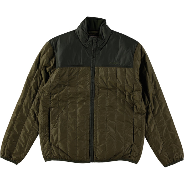 Filson Ultra Light Quilted Jacket Field Olive