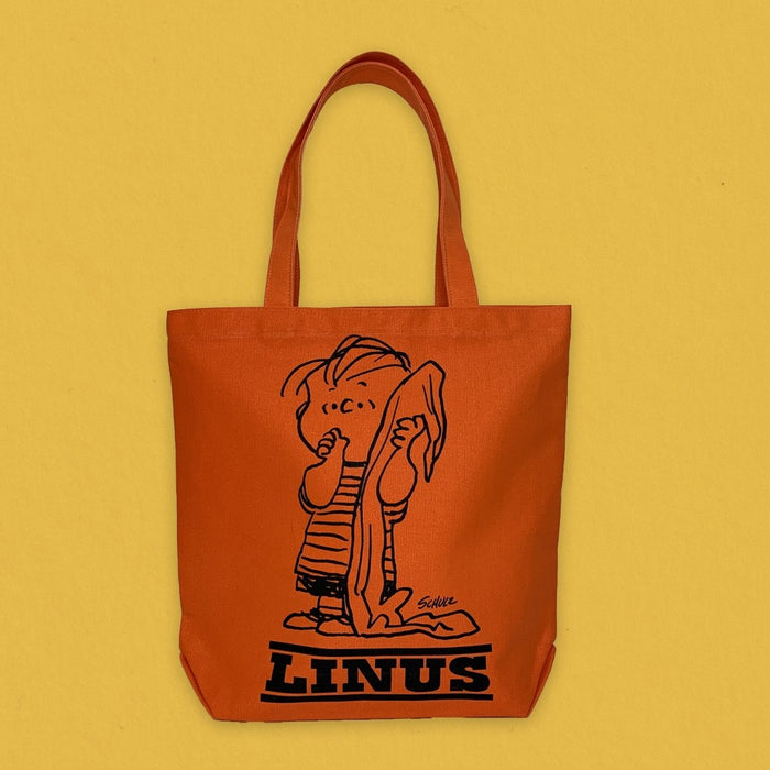 Magpie x Peanuts Heavy Duty Tote Bag Linus