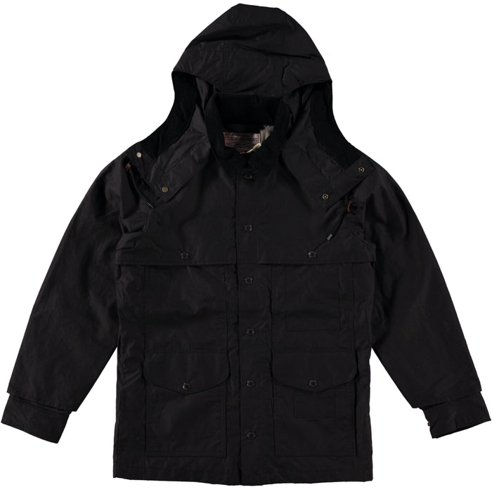 Filson Light Weight Dry Cloth Cruiser Black