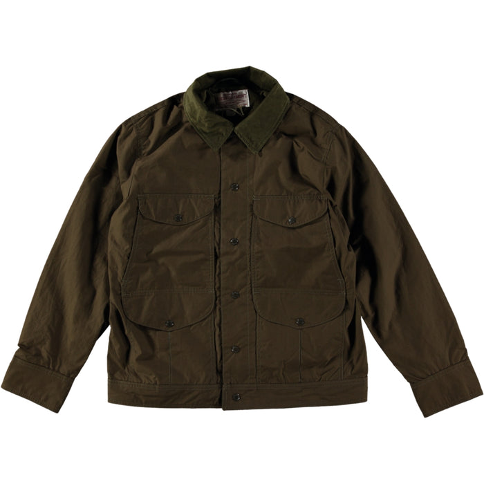 Filson Light Weight Dry Journeyman Jacket Marsh Olive