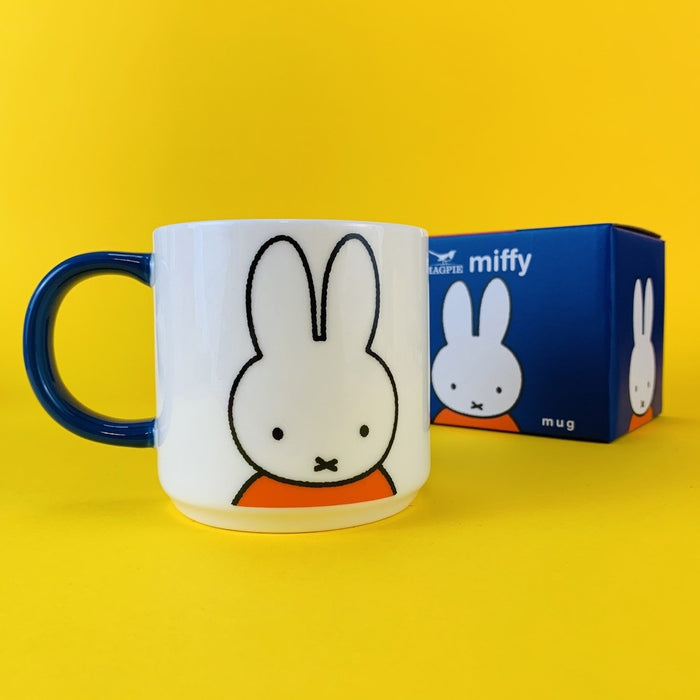 Magpie x MIffy Face Mug