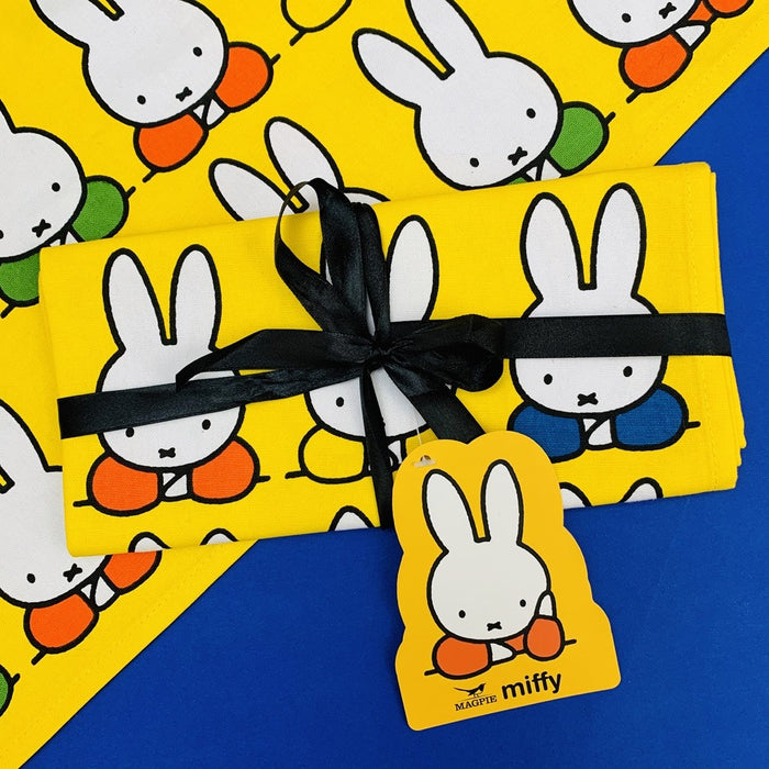 Magpie x MIffy Elbows Tea Towel