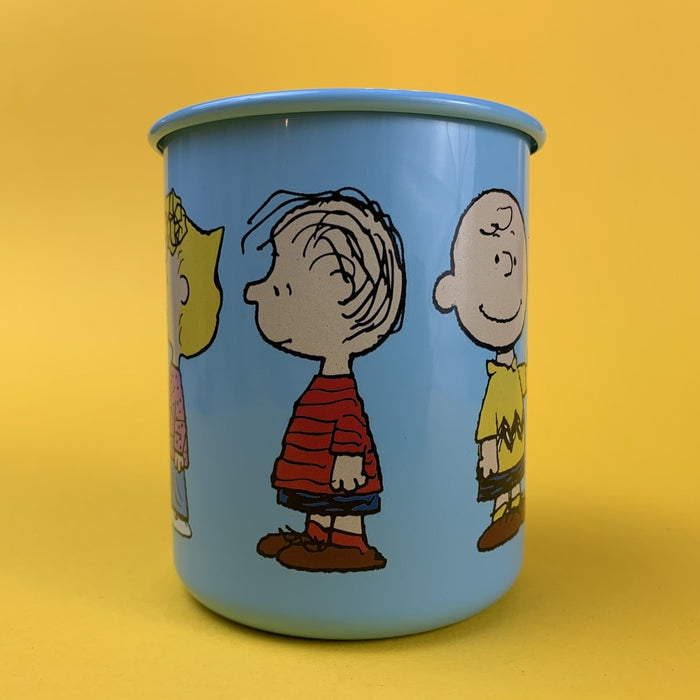 Magpie x Peanuts Steel Tumbler Pot The Gang