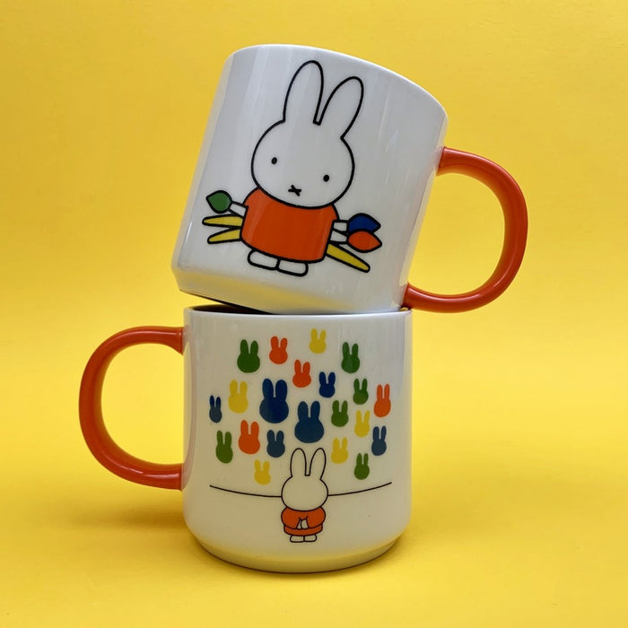 Magpie x MIffy Art Mug