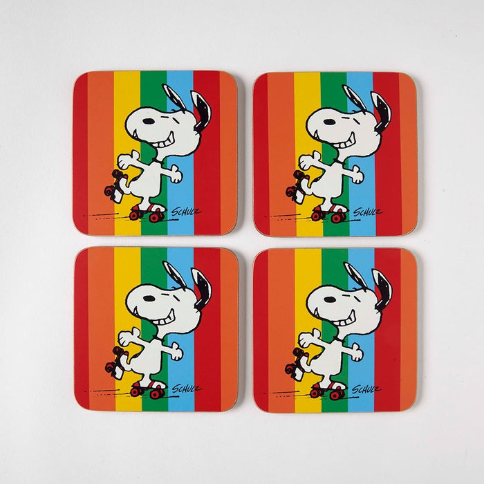 Magpie x Peanuts Good Times Coasters