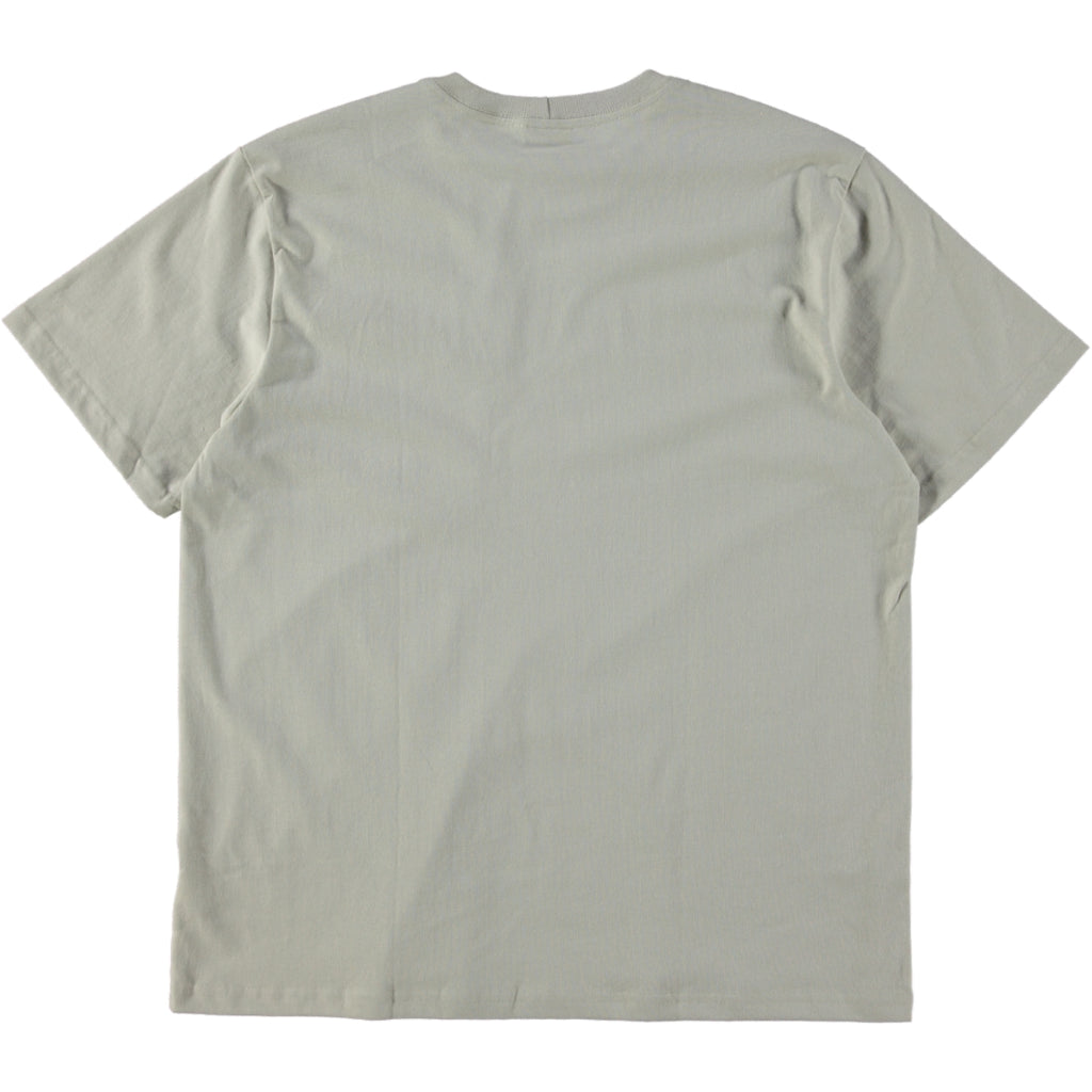Filson S/S Outfitter Solid One Pocket T-Shirt Pebble Gray