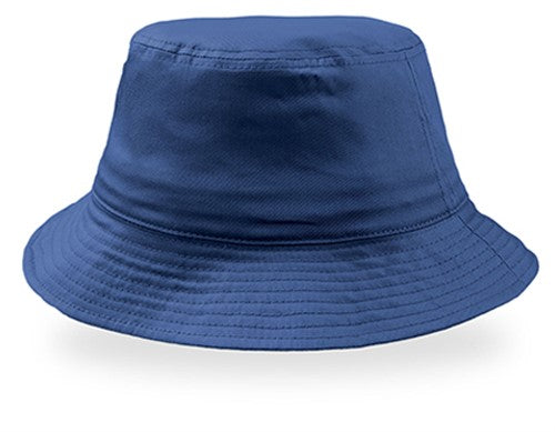 Atlantis Cotton Bucket Hat Royal Blue