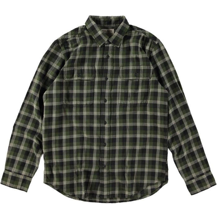 Filson Scout Shirt Olive Brown