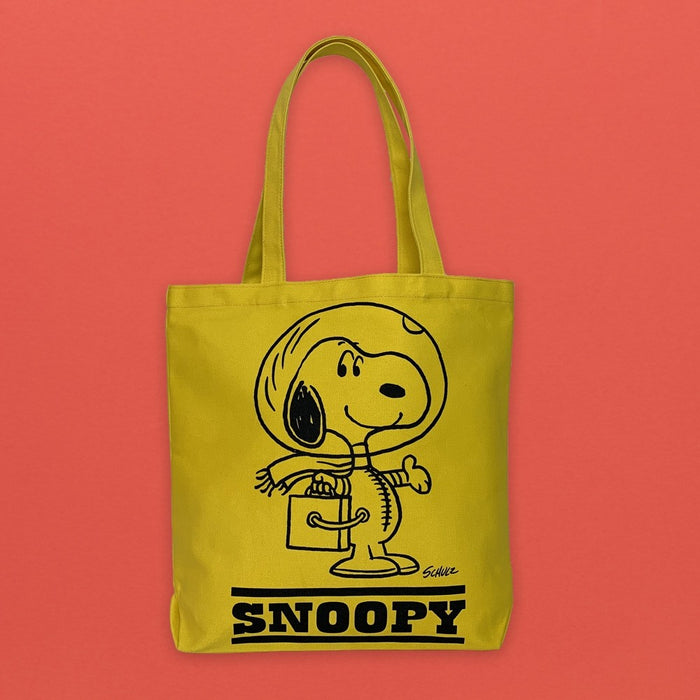 Magpie x Peanuts Heavy Duty Tote Bag Systems Are Go!