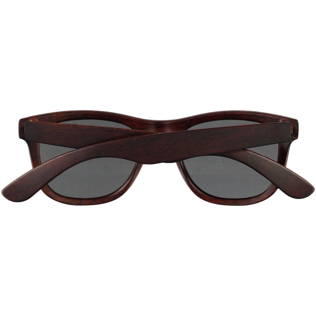 Black Phoenix Harrier Sunglasses Wood Effect
