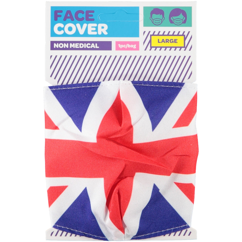 Great Britain Reusable Face Covering - Adults