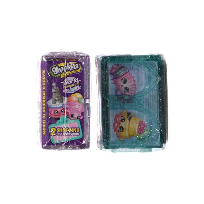 Shopkins Blind Box Season 8 World Vacation Boarding To Europe