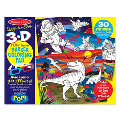 3D Colouring Pad